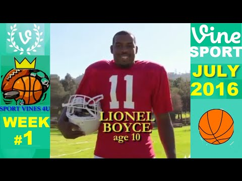 Best Sports Vines 2016   JULY   Week 1 Movie Poster
