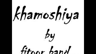 Khamoshiya Small audio cover by fitoor band