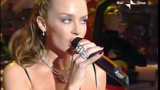 Kylie Minogue - In Your Eyes (Live Sanremo Italy 09 03 2002)