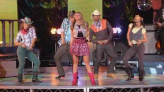 Hannah Montana - Ice Cream Freeze (Let's Chill) - Live HD