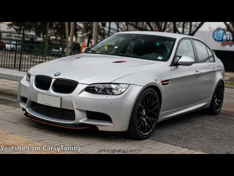 BMW M3 CRT - Details Start Up Acceleration Sound