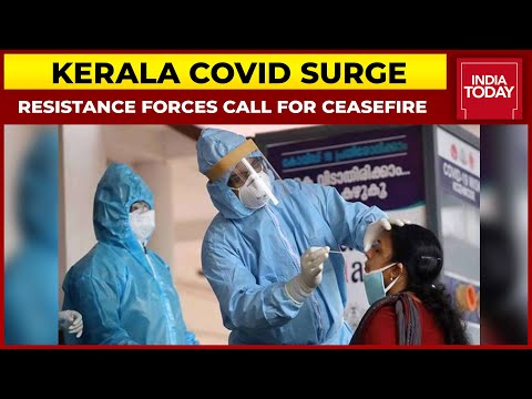 Over 26,000 Covid Cases Recorded In Kerala In A Day   India Today