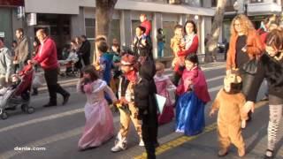 Dénia: Carnaval Infantil 2015