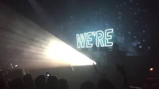 Hardwell - Going Crazy @ Kraków Tauron Arena 2017