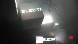 Joachim Garraud - Invasion @ Electric Zoo (New York)