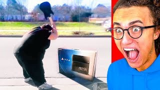 Reacting To WORLD'S MOST SPOILED GAMER!