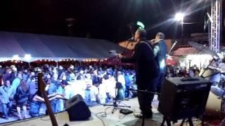 Los Moonlights en la Romería Guadalupana de Verano en Tecate B.C. 2016