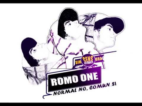 Amor Platonico de Romo One Letra y Video