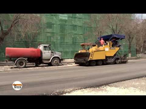 В Волгограде дорожники доставляют автолюбителям «приятные неудобства»