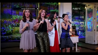 Sheila, Karina, Michelle, Nina - Blank Space (Taylor Swift Cover) (Live at Music Everywhere) **