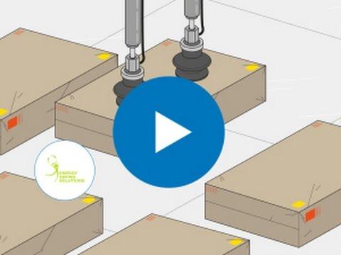 Ny vakuumteknik för säkrare hantering
