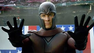 Fassbender: What if Superman Teamed Up with Magneto?