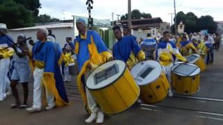 BLOG da Maysa Abrão na Festa do Rosário de Pires do Rio 2016 - Congo de Ouro, MG.