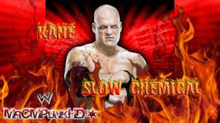 "WWE: Kane 3rd Theme ""Slow Chemical"" [CD Quality + Download Link]"