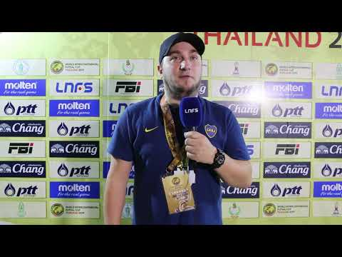 World Intercontinental Futsal Cup: Hernán Basile (Boca Juniors)