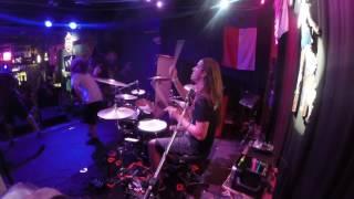 "Vale Of Pnath - ""A Nightmare Phantasm"" (drumcam) 7/12/16"