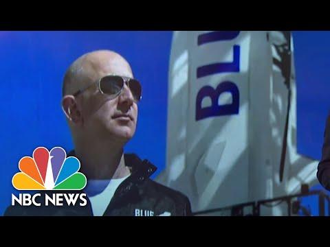 Jeff Bezos Offers NASA $2 Billion Discount For Lunar Contract