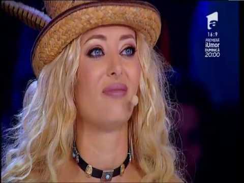 Christina Aguilera - Ain't No Other Man. Vezi interpretarea Alexandrei Serenada Sîrghi, la X Factor