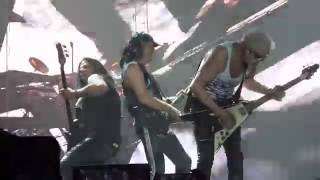 Scorpions Big City Nights live in Lisbon 50th Anniversary