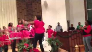 Inside out New Beginning Children Choir