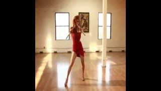 Sayaka Pereira DANCING NINJA Nunchaku Salsa Short Tease with Ahora Quien By Mark Anthony