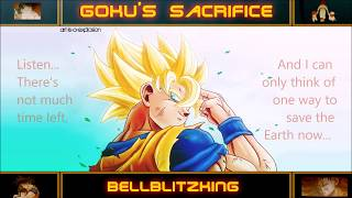 Goku's Sacrifice - (Ft. Linkin Park, What I've Done) - Lyrics