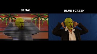 The Mask Returns-Making Of two(New Special Effects) 2018