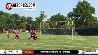 Indiana Hammond vs Tonalapa CLASA Chicago