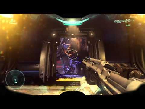 Halo 5 Guardians Campaign DEMO E3 2015