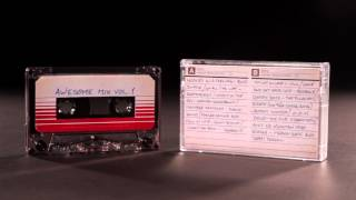 """""""Marvel's Guardians of the Galaxy Awesome Mix Vol. 1"""" comes to your tape deck"""