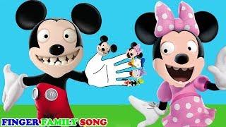 Oddbods Mickey Mouse Clubhouse Finger Family Songs Nursery Rhymes Lyrics