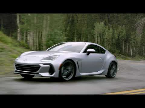 The All-New SUBARU BRZ World Premier Movie