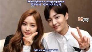 Byul – Beautiful days (Sub. español - hangul – roma [Second Time Twenty Years Old OST] HD