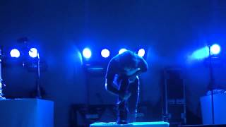 "Bring Me The Horizon- ""Can You Feel My Heart"" Live Charlotte,NC 2014"