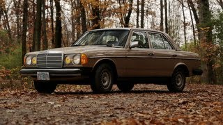 Eddie Alterman's 1983 Mercedes-Benz 300D Turbo Diesel - CAR and DRIVER width=