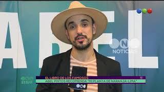La recomendación de lectura de Abel Pintos - Staff de Noticias