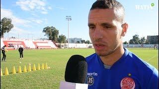 """Abdellatif Noussair : """"Le WAC veut aller à la finale de la Coupe du monde des clubs"""""""