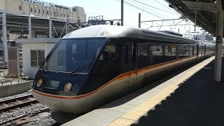 "383系特急しなの 長野駅到着 JR Central Limited Express ""SHINANO"""