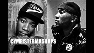 Wiz Khalifa & Young Jeezy Mashup - I Luv Black & Yellow.wmv