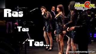 Chicas de Corazón Serrano bailaron el Ras Tas Tas   Radio Nueva Q FM