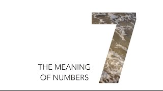 The Meaning of Numbers: 7 / Numerology | Andrea's Number