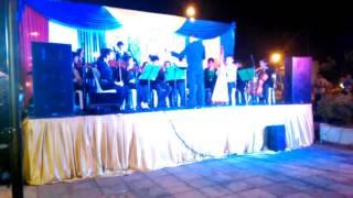 Cascada (orquesta Digno García)