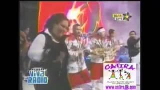 CHICOS DE BARRIO EN VIVA LA RADIO - MUCHA LUCHA