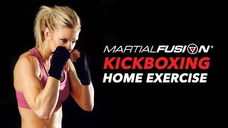 Martial Fusion® Fitness Kickboxing 3-DVD Pack Teaser