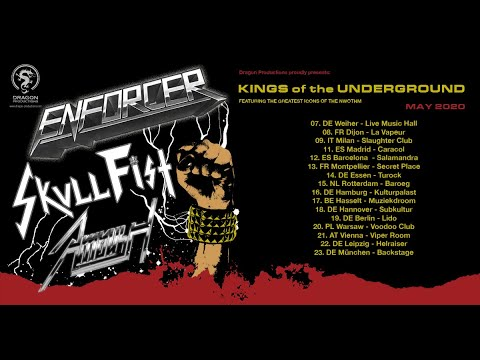 Kings of the Underground Tour - Trailer
