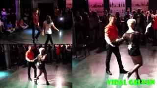 Nashville Top Performers 2016- Round 6 Finals Bachata- Vidal Galvan