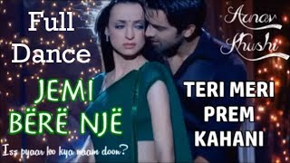 Arnav And Khushi   Full Dance Teri Meri Prem Kahani Albanian Lyrics | Iss Pyaar Ko Kya Naam Doon?