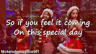 Victorious Cast ft. Victoria Justice - It's Not Christmas Without You (+ Lyrics)