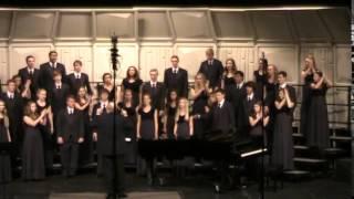 """RBHS Fall Concert - Concert Choir - """"O Meu Maracatu"""" - arr. Daniel Alfonso Jr"""