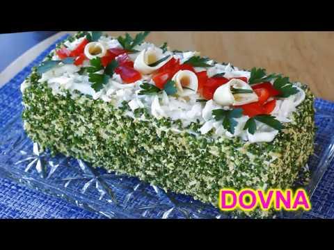Закусочный торт с тунцом и сыром от Dovan Enterprises